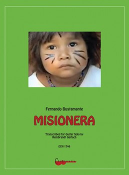 Misionera available at Guitar Notes.