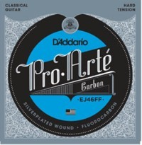 Pro Arte: EJ46FF Carbon/Hard Tension available at Guitar Notes.