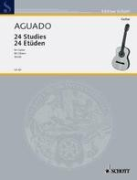 24 Studies(Koch) available at Guitar Notes.