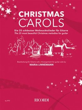 Christmas Carols available at Guitar Notes.