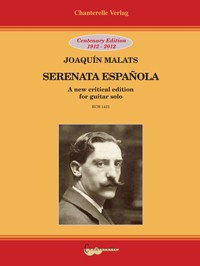 Serenata Espanola (critical ed) available at Guitar Notes.