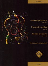 Progressive Method Vol.3 available at Guitar Notes.
