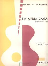 La Media Cana available at Guitar Notes.