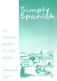 Simply Spanish available at Guitar Notes.