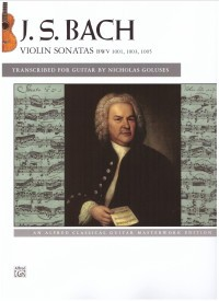 3 Violin Sonatas (Goluses) available at Guitar Notes.