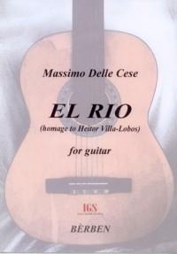 El Rio available at Guitar Notes.
