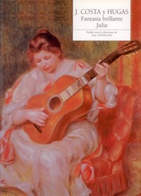 Fantasia brillante; Julia(Chapalain) available at Guitar Notes.