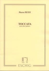 Toccata available at Guitar Notes.