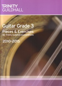 Guitar Grade 3, 2010-2015/16 available at Guitar Notes.