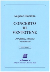 Concerto di Ventotene [Fl & Gtr] available at Guitar Notes.