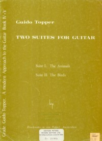 Two Suites available at Guitar Notes.