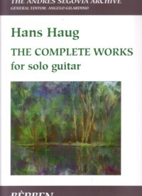 The Complete Works for Solo Guitar(Biscaldi/Gilardino) available at Guitar Notes.