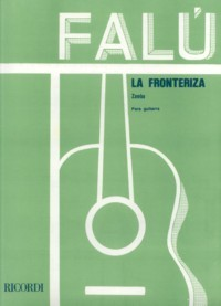 La Fronteriza, zamba available at Guitar Notes.