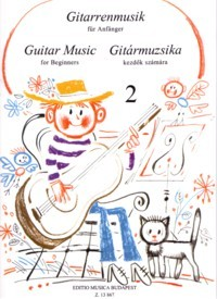 Guitar Music for Beginners, Vol.2 available at Guitar Notes.