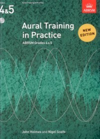 Aural Training in Practice Grades 4-5 available at Guitar Notes.