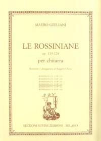 Rossiniana no.1, op.119(Chiesa) available at Guitar Notes.