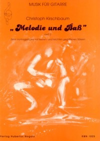 Melody & Bass, Vol.2 available at Guitar Notes.