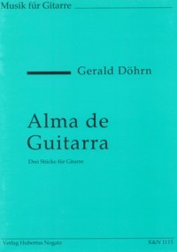 Alma de Guitarra available at Guitar Notes.