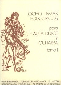 Ocho Temas Folkloricas [DESC] available at Guitar Notes.
