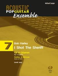 I Shot the Sheriff (Langer) available at Guitar Notes.