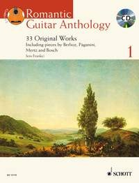Romantic Guitar Anthology 1 [BCD] available at Guitar Notes.