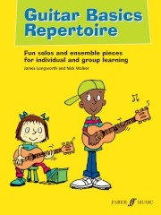 Guitar Basics Repertoire available at Guitar Notes.