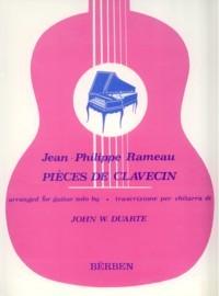 Pieces de Clavecin(Duarte) available at Guitar Notes.