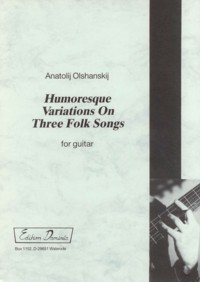 Humoresque Variations available at Guitar Notes.
