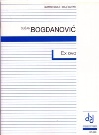 Ex ovo available at Guitar Notes.