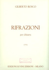 Rifrazione available at Guitar Notes.