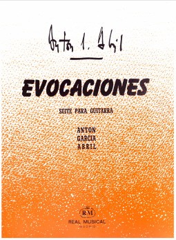 Evocaciones available at Guitar Notes.