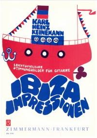 Ibiza Impressions available at Guitar Notes.