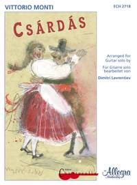 Csardas (Lavrentiev) available at Guitar Notes.