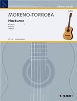 Nocturno (Segovia) available at Guitar Notes.