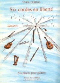 Six cordes en liberte available at Guitar Notes.