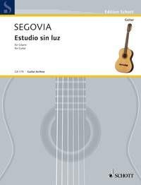 Estudio sin luz available at Guitar Notes.