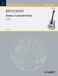 Danza Caracteristica available at Guitar Notes.