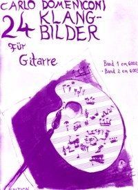 24 Klangbilder, Vol.2 available at Guitar Notes.
