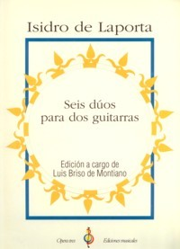 Seis Duos(Montiano) available at Guitar Notes.