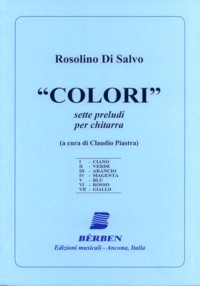 Colori-7 preludes available at Guitar Notes.