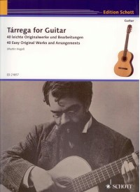 Tarrega for Guitar (Hegel) available at Guitar Notes.