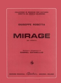 Mirage available at Guitar Notes.