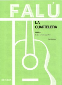 La cuartalera, zamba available at Guitar Notes.