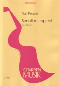 Sonatina Tropical available at Guitar Notes.