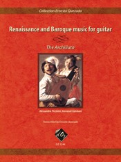 The Archlute available at Guitar Notes.