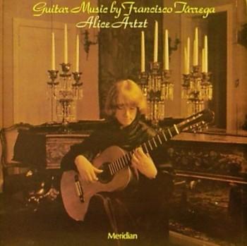 Guitar Music of Francisco Tarrega available at Guitar Notes.