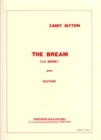 The Bream available at Guitar Notes.