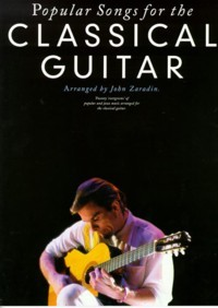 Popular Songs for Classical Guitar available at Guitar Notes.