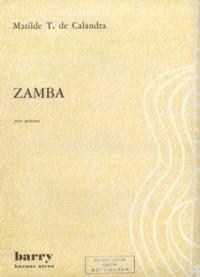 Zamba available at Guitar Notes.