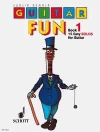Guitar Fun: Book 1 available at Guitar Notes.